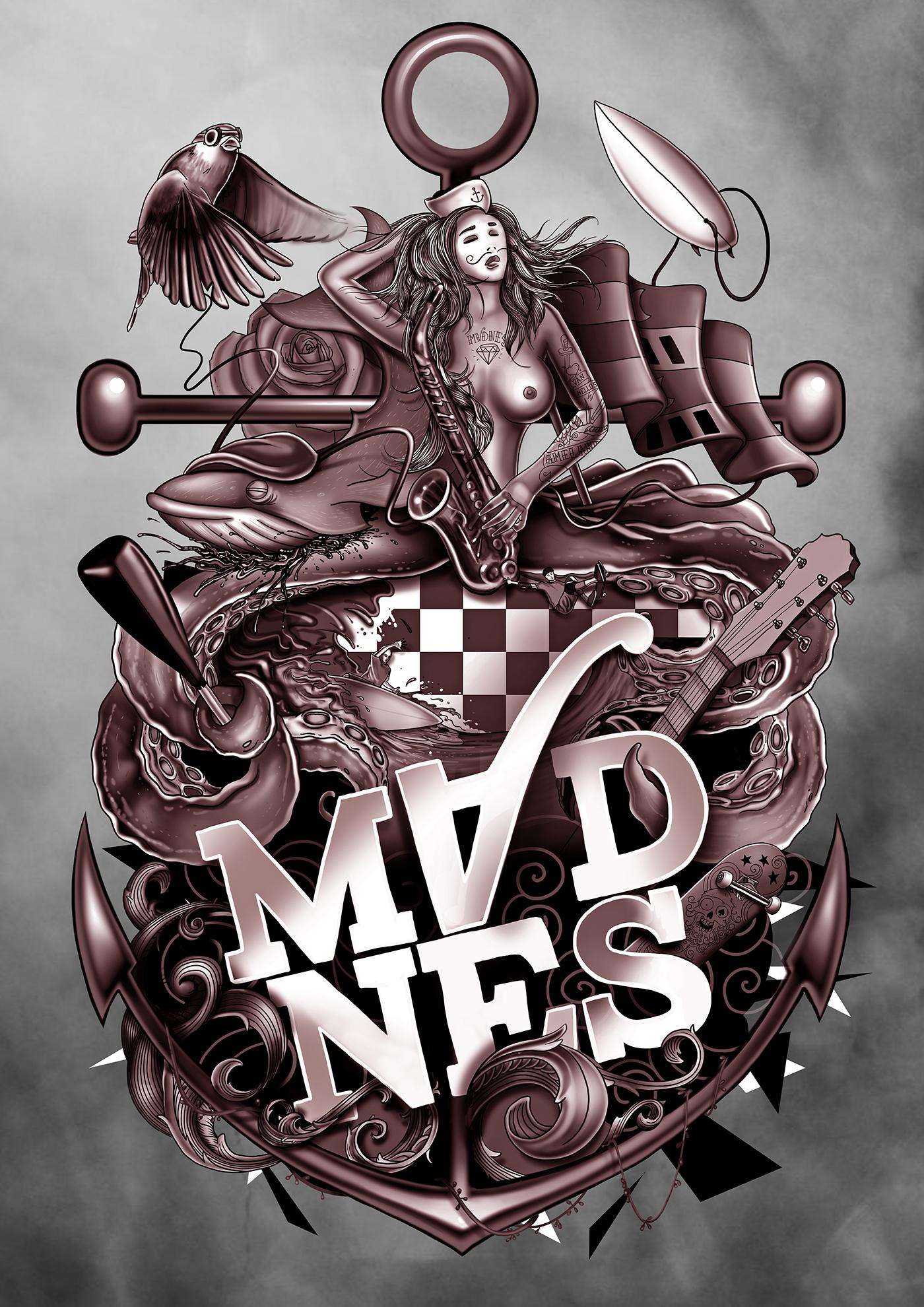 madnes_collage