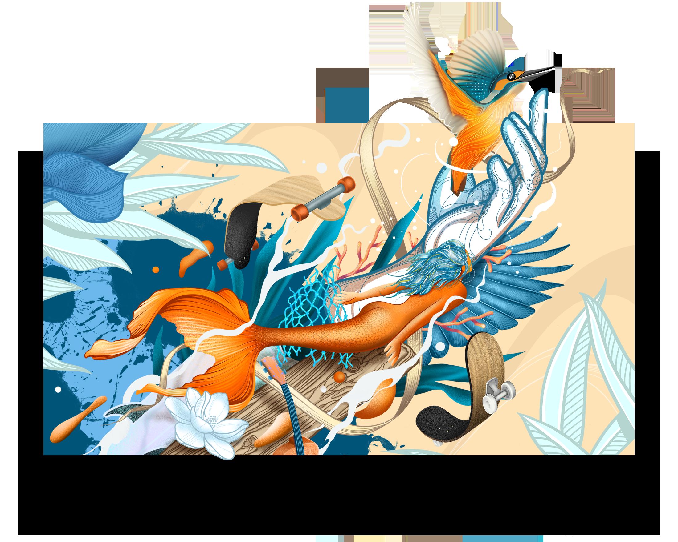Illustration-Madnes-surf-festival